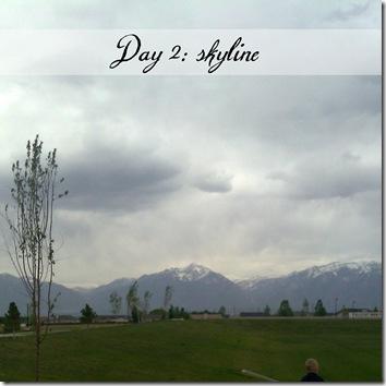 Day 2 skyline