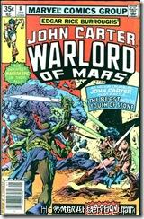 P00008 - John Carter Warlord of Ma