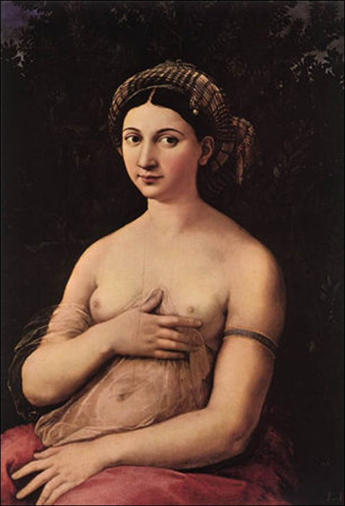 Raphael, La Fornarina