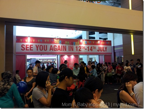 Mom & Baby Expo 2013 5