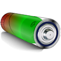 3D AA Battery Widget icon