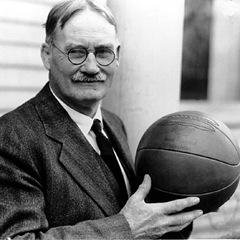 Джеймс Нэйсмит - написавший правила игры в баскетбол