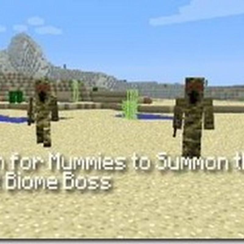Minecraft 1.2.5 - BossCraft Mod 1.2.5