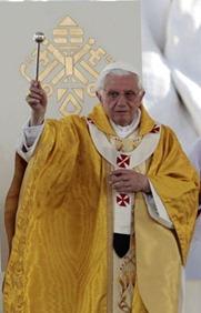 Papa Bento XVI  - Participara da Jornada Mundial da Juventude no Rio de Janeiro