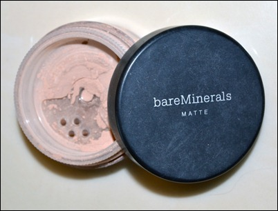 bareMinerals foundation