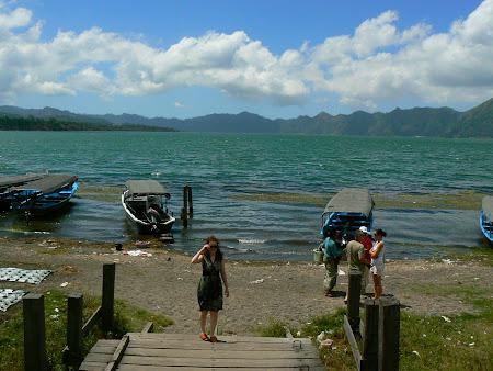 Bali photos: Batur lake