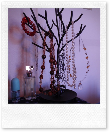 New Jewelry Tree