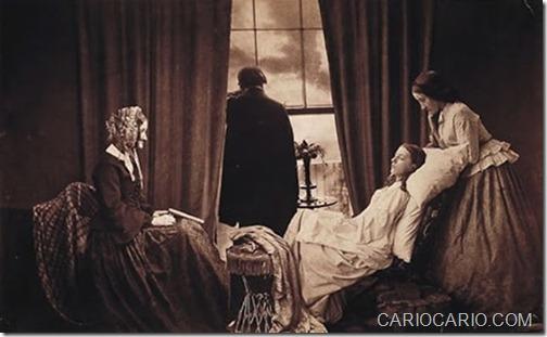 PRIMEIRA FOTO MONTAGEM (1858)