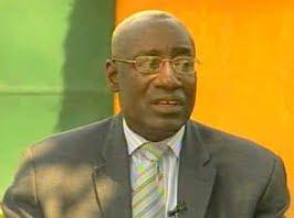 – Louis Koyagialo, secrétaire exécutif adjoint de l'alliance de la majorité présidentielle. Photo nyota.net
