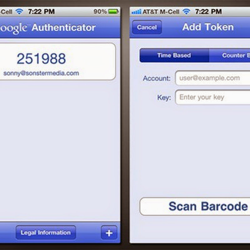 I miei account sono scomparsi da Google Authenticator: cosa devo fare?