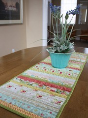 Simple Quilted Table Runner by The Diary of a Quilter[5]