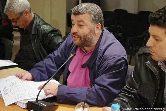 Μιχαλάτος: Έξω από κόμματα και δεσμεύσεις η «Ανεξάρτητη Αγαπημένη Κεφαλονιά»