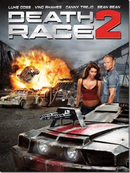 Death Race ซิ่ง สั่ง ตาย ภาค 2 [HD Master]