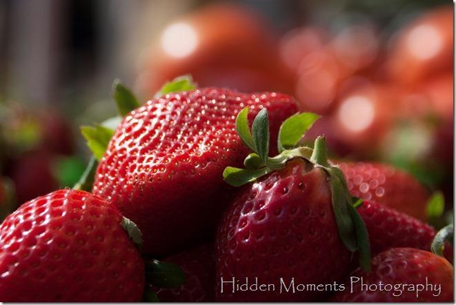Farmers Mrkt strawberries