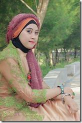 model hijab terbrau liana4