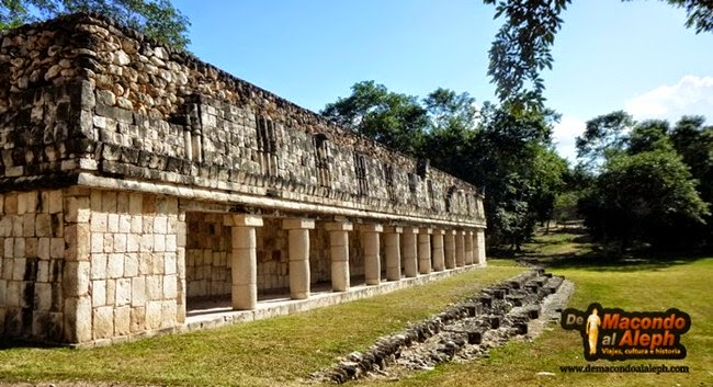 Visita Uxmal Yucatán 12