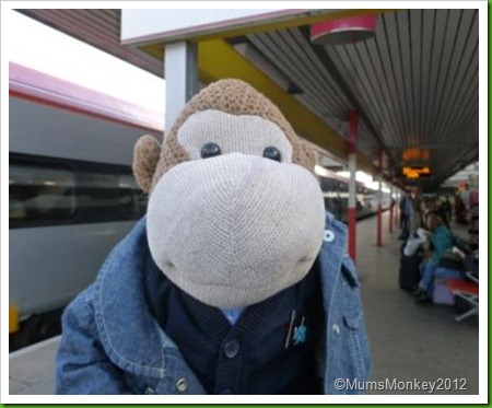 Wolverhampton railway Station 1