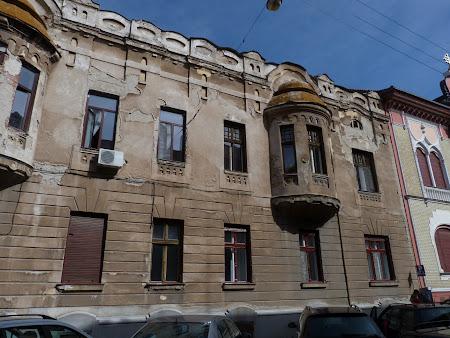 Cladire Art Nouveau Oradea