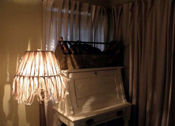 z's lamp