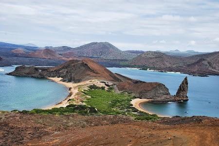 Imagini Galapagos: capul Bartholomeo