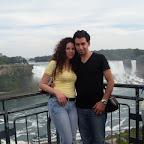 Saluti da Max e Giusy dalle Cascate del Niagara.JPG