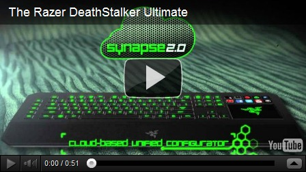 deathstalker ultimate uveiling video