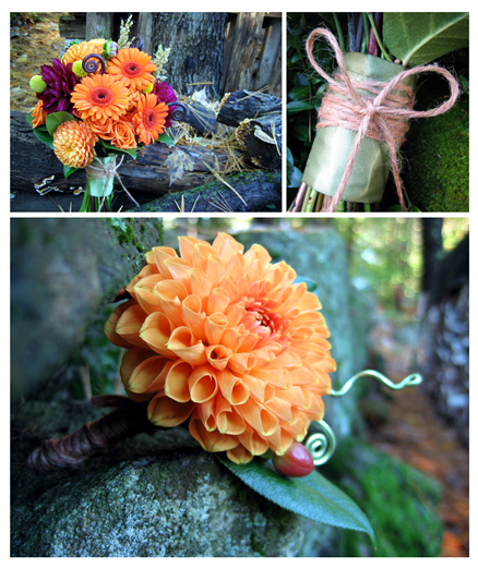 Fall Wedding Flowers Ideas in Bloom