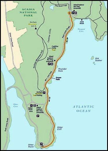 01i2 - Ocean Path Hike