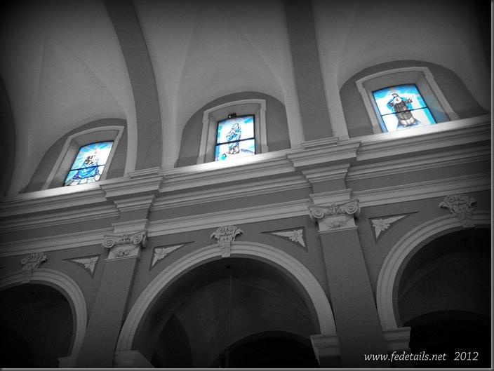 Chiesa dei Santi Pietro e Giacomo di Massafiscaglia ( interno ),Ferrara, Emilia Romagna, Italia - Church of Saints Pietro and Giacomo of Massafiscaglia ( inside ), Ferrara, Emilia Romagna, Italy - Property and Copyrights of www.fedetails.net