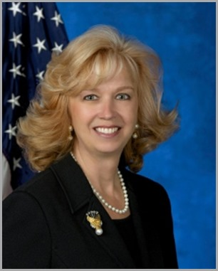 Allison Hickey , Undersecretary for Benefits for the Veterans Affairs Department.