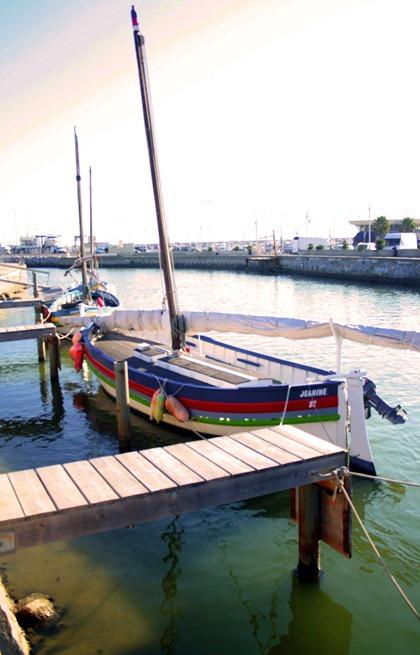 Boat Palavas Les Flots