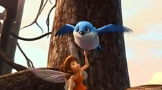 10 l'oiseau bleu