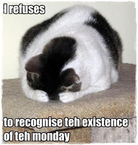 måndagsångest