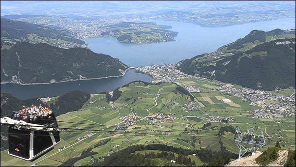 تلفريك سويسرا