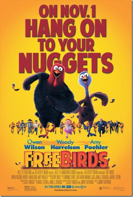 FREE BIRDS Art