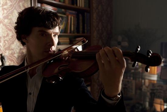BBC Sherlock Benedict Cumberbatch is SherlockHolmes