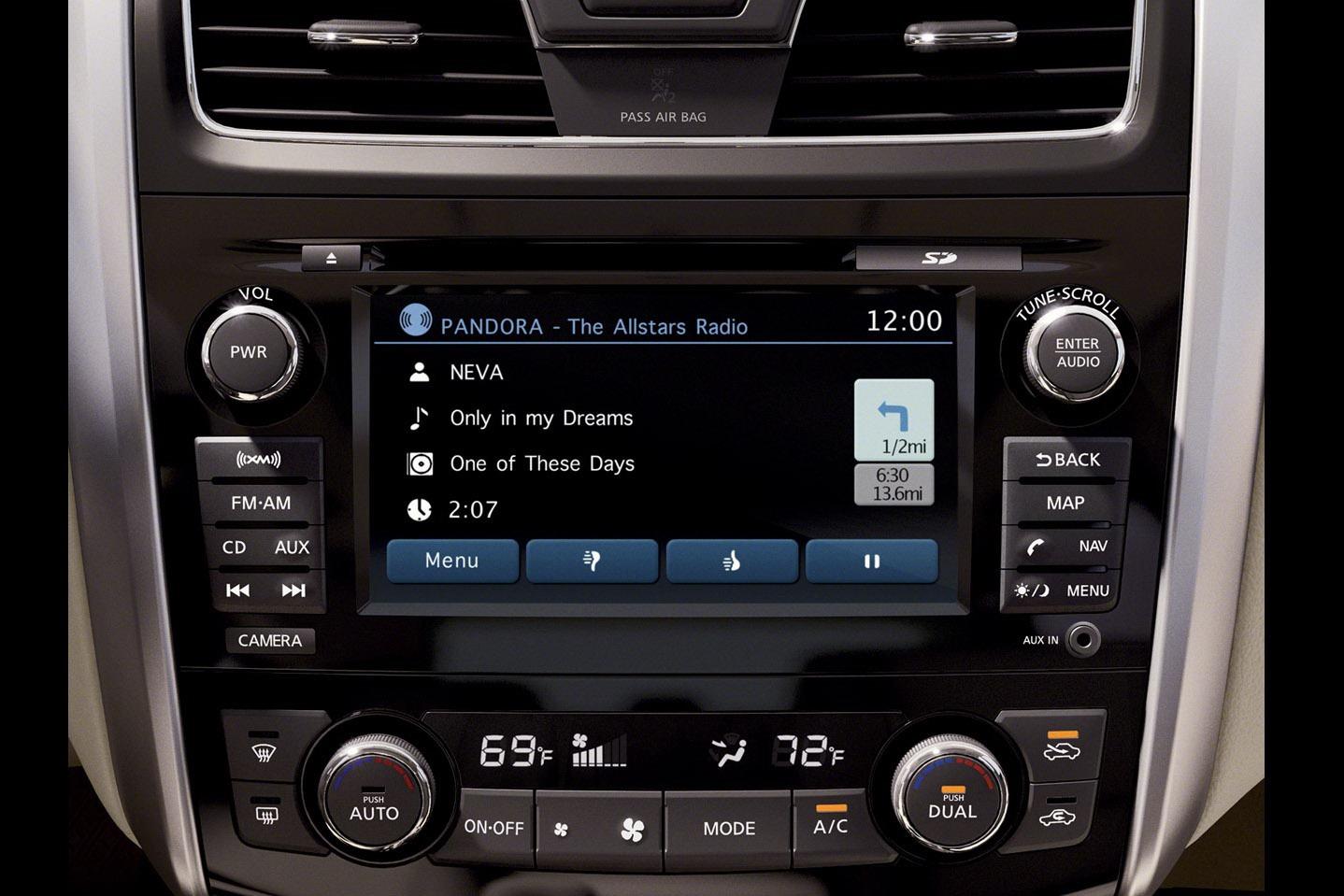 Los Mejores Autos: Nissan Altima 2013 a precios desde $310,200 pesos