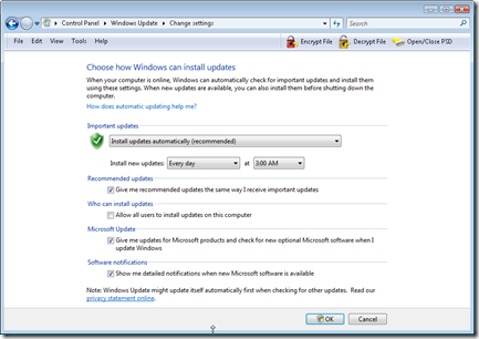 change-settings-windows-update-screen