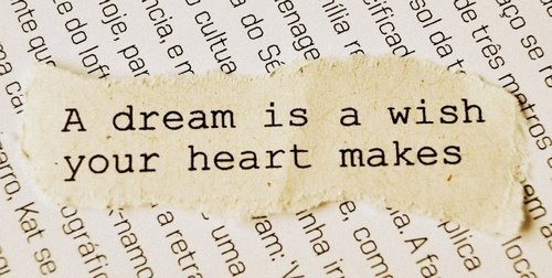 a_dream_is_a_wish_your_heart_makes_quote