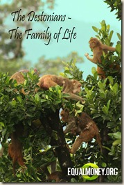 The Destonians - The Family of Life