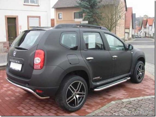 Dacia Duster Darkster 14
