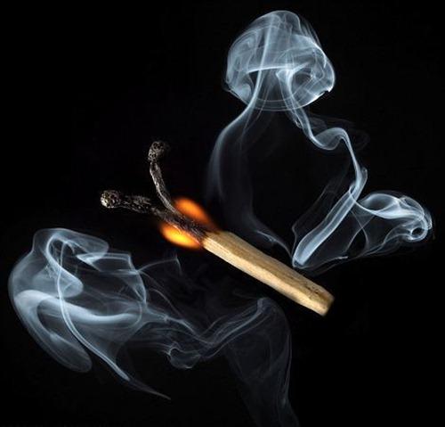 Arte russa com fogo 05