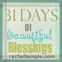 31 days of blessings5