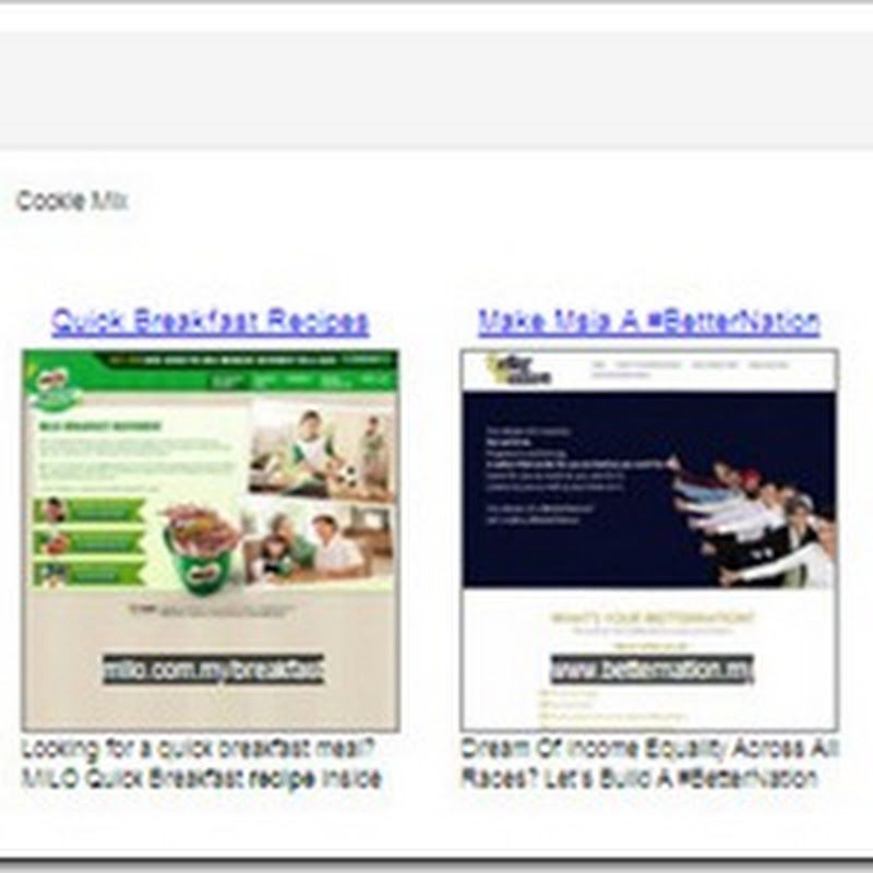 AdSense Adds Link Unit Ad Previews For Higher CTR