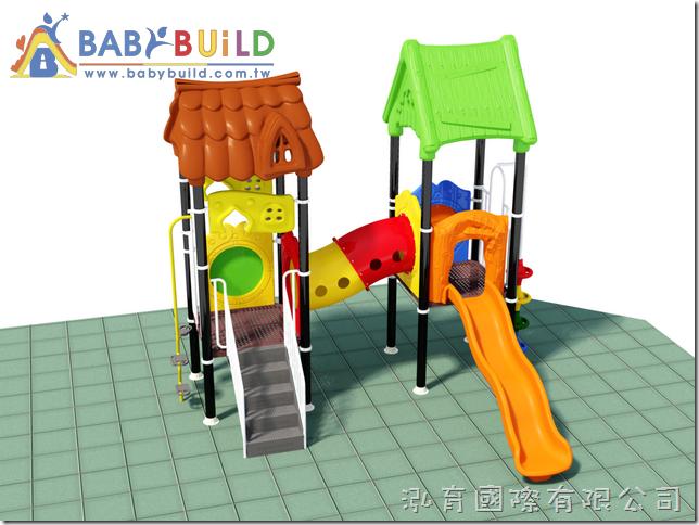BabyBuild 社區遊戲設施規劃