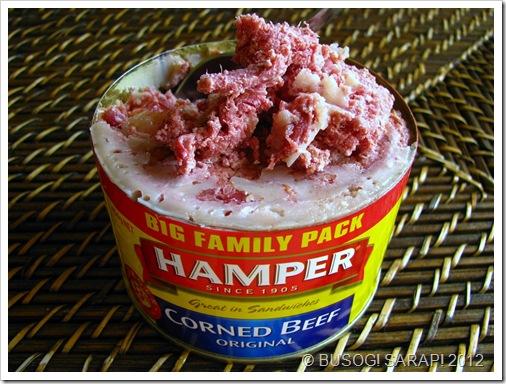 HAMPER CORNED BEEF© BUSOG! SARAP! 2012