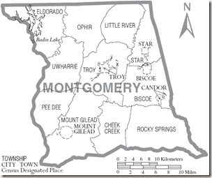 Map_of_Montgomery_County_North_Carolina_With_Municipal_and_Township_Labels