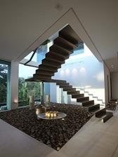 Casa de lujo en 400 m2 de superficie ciba for Lujo interiores minimalistas