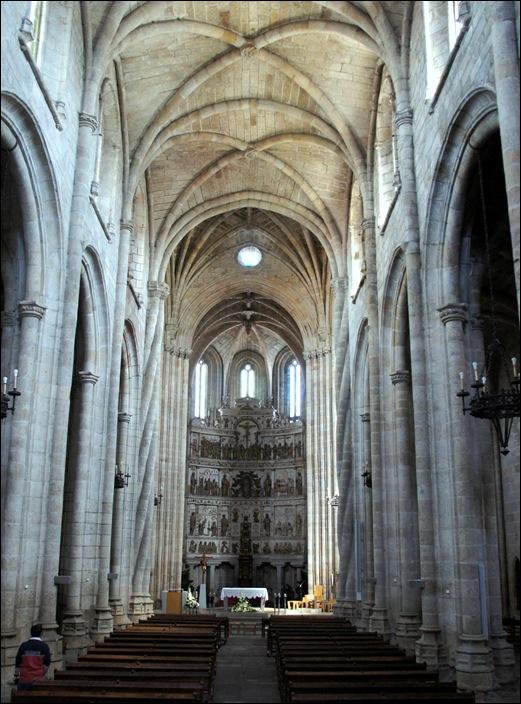 Gloria Ishizaka - Guarda - Sé Catedral - nave principal