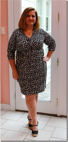 Gwynnie Bee Printed Shirtdress